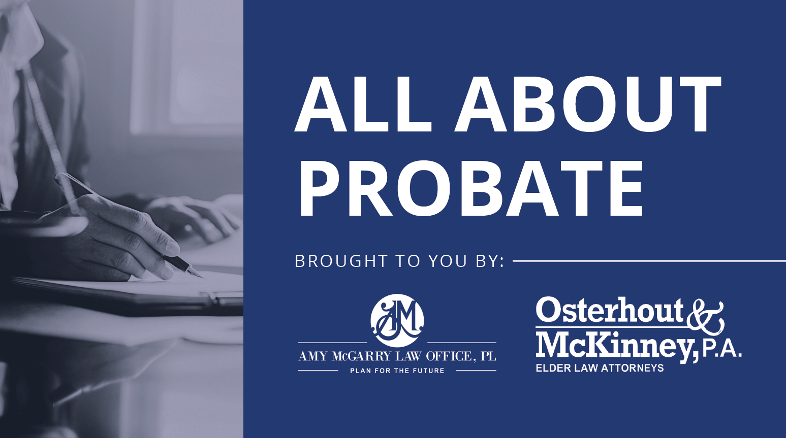 Probate – What is it?